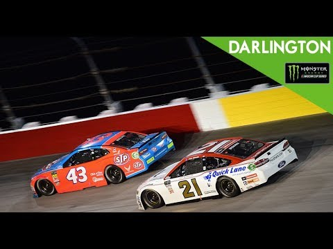 Hamlin scores 2nd win of season at rain-shortened Darlington