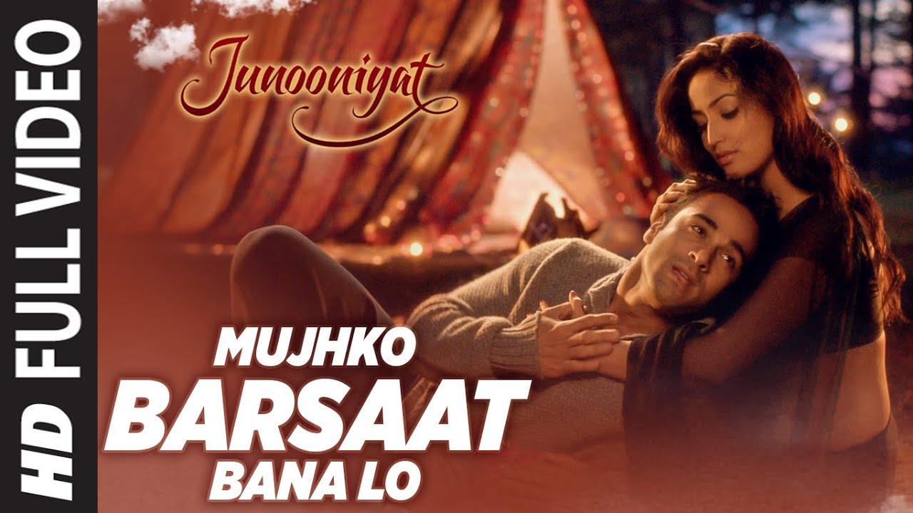 Download Mujhko Barsaat Bana Lo Full Video Song | Junooniyat | Pulkit Samrat, Yami Gautam | T-Series
