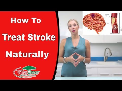 Treatments for Stroke : How to Treat Stroke Naturally - VitaLife Show Episode 201