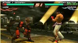 Tekken 6 PPSSPP Full Speed (With Configuration)