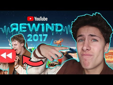 Me transforman en Zombie para YouTube Rewind 2017! / Juanpa Zurita