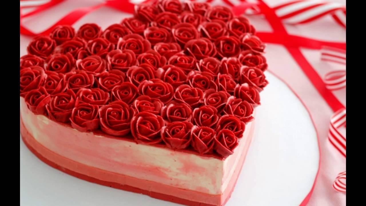 Gambar Bunga Mawar Berbentuk Love Pickini