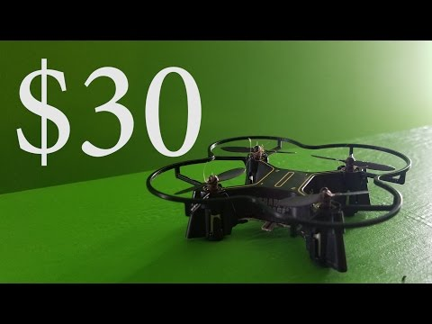 Sharper Image Dx 1 Micro Drone Quadcopter Actionnews Abc Action