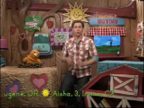 Gleason Twins Birthday Card On Sprout TV Feb 9 2009
