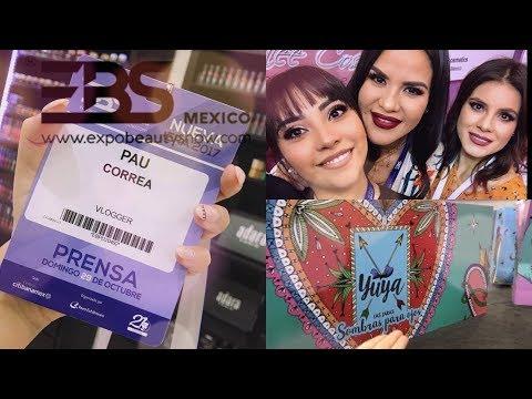 EBS 2017  | Expo Beauty Show | Vlog | Pau Correa