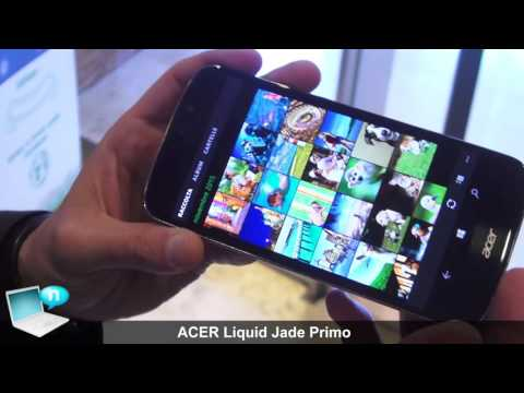 ACER Liquid Jade Primo con Windows 10 e Continuum in Italia