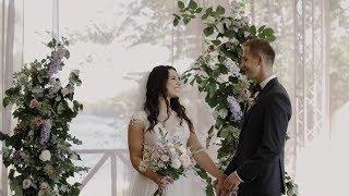 Свадьба в Самаре в Эко отеле Маяк.   Дима и Кристина
