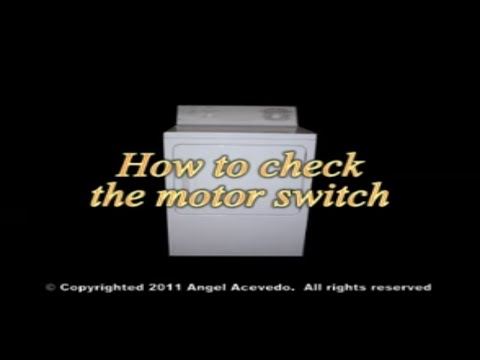 Ge Dryer Motor Switch Wiring Diagram - Wiring Diagrams on