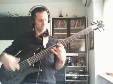 Spyro Gyra - Foxtrot (bass cover)