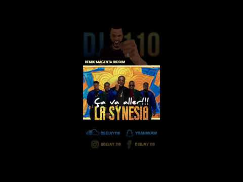 Dj Snake & La synesia - Remix Magenta riddim ça va aller by Dj 110