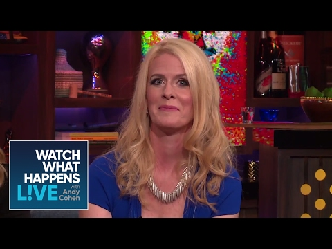 RHONY Alum Alex McCord Doesn't Care About The 'Wives  RHONY  WWHL