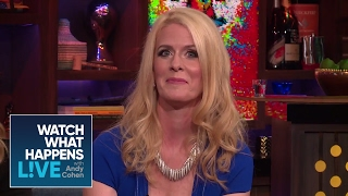 #rhony Alum Alex Mccord Doesn't Care About The 'wives | Rhony | Wwhl