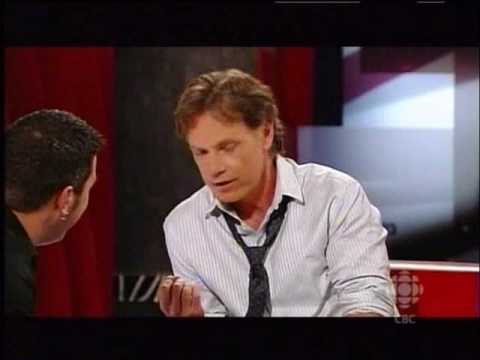 Bruce Greenwood ed on The Hour