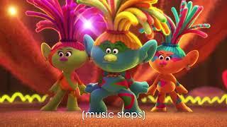 Trolls World Tour - K-Pop VS Reggaeton (Lyrics) 1080pHD