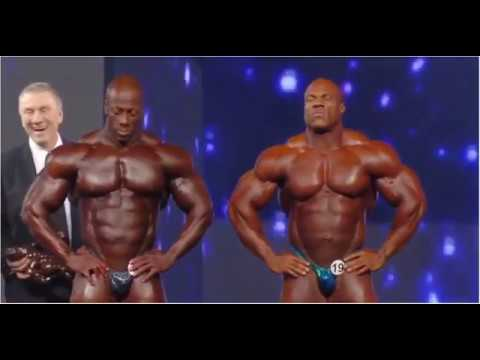 Mr Olympia 2018 Final Posedown and Judging