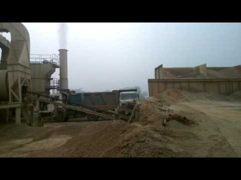 NEW VIDEO APOLLO BATCH MIX PLANT WORKING
