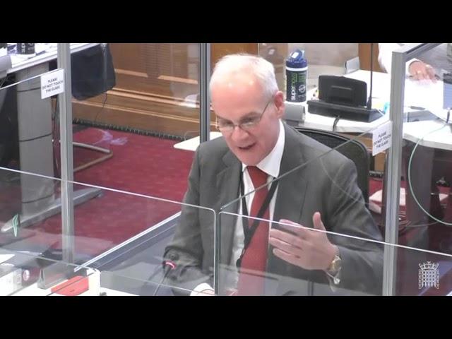 Speech: Purpose of Animal Sentience Committee