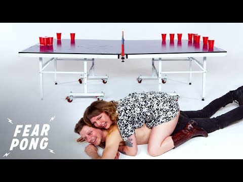 Blind Date Gone Wrong | Fear Pong | Cut