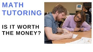 Before getting a math tutor and spending lot of money, you want to understand all your options. this video will explain why tutoring may not be the be...