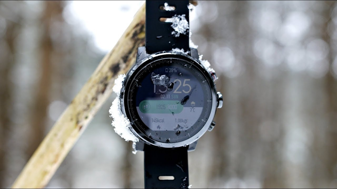 Xiaomi Huami Amazfit 2 Stratos Review After 1 Month One