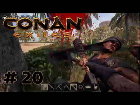 conan exiles how to find star metal