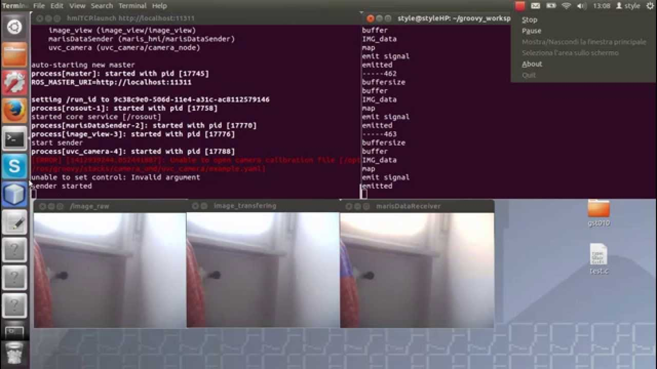 Streaming video from opencv to gstreamer using appsrc element
