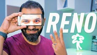 3 مميزات مجنونة في OPPO RENO !