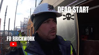 Bricklaying - Dead Start