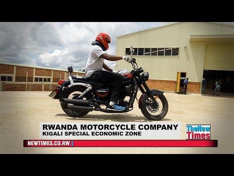 Rwanda Motorcycles Company to open soon