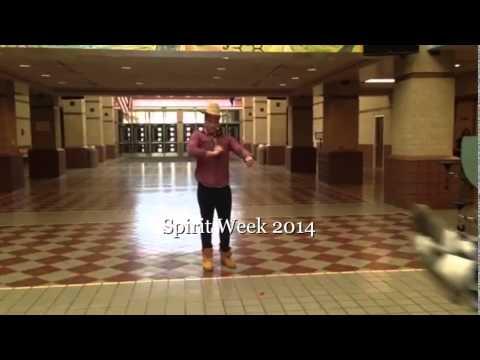 Dakota High School Spirit Week Video 2014