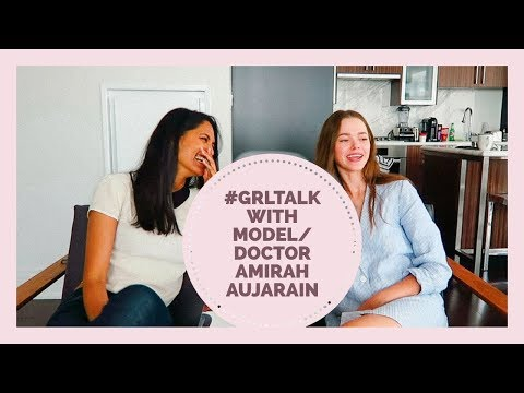 #GRLTalk: Chat With Model/Medical Doctor Amiirah Aujnarain |