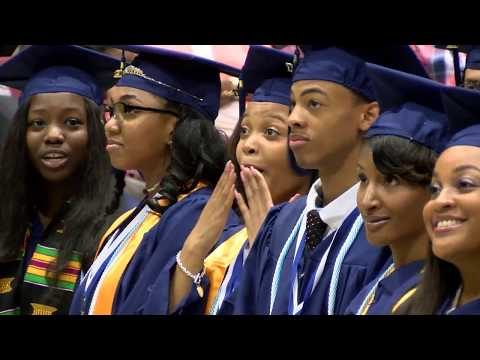 PGCC 58th Commencement Exercises (2017)