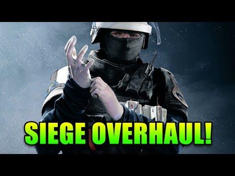 Rainbow Six Siege Overhaul! - This Week in Gaming   FPS News