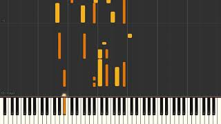 It's You or No One - Jazz piano solo tutorial