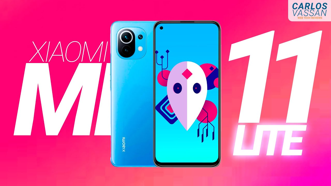 Xiaomi MI 11 LITE | El nuevo gama media PREMIUM
