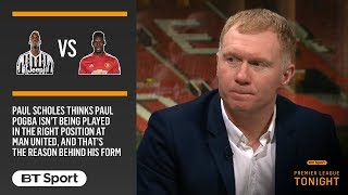 "Download Video ""Where's the Paul Pogba we saw at Juventus?!"" 