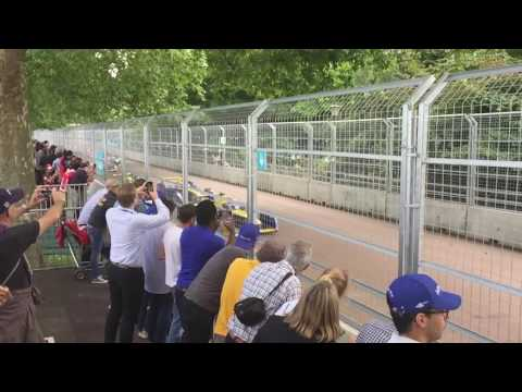 Start of the London Formula E and end of season finale