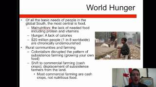International Relations Lesson 19- The North South Gap Part 1