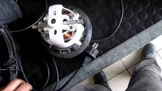 ремонт пилососа karcher NT 35⁄1 NT361