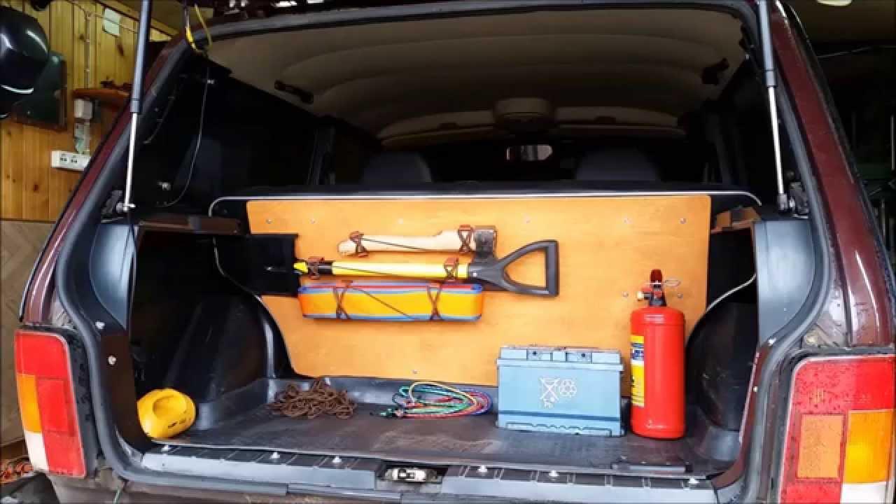 Тюнинг Chevrolet Niva » Все о Шевроле, Chevrolet, Фото 73