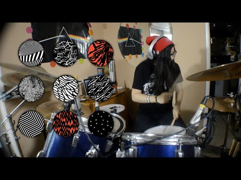 (Girl Drum Cover) Heavydirtysoul - Twenty One Pilots