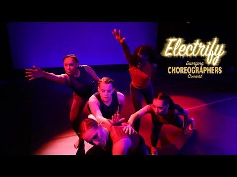 Electrify - Emerging Choreographers Concert at DeSales University