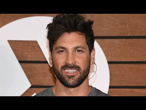 Maksim Chmerkovskiy Injured During 'Dancing With the Stars' Rehearsal: Watch the Moment