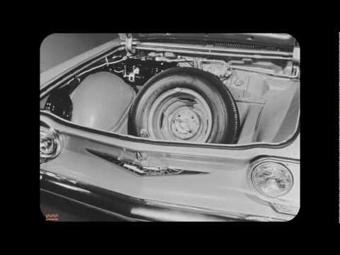 "Ford Falcon Vs Chevrolet Corvair   "" No Contest""  1959 Vintage"