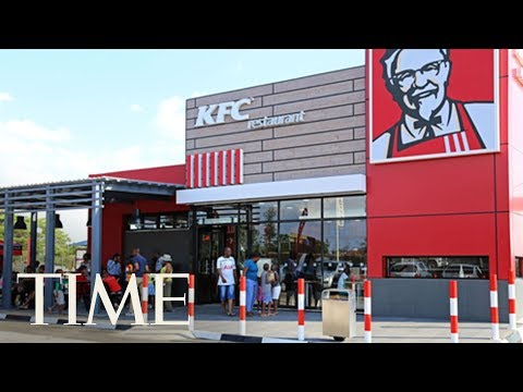 KFC In Zimbabwe Runs Out Of Chicken Amid Currency Crisis | TIME