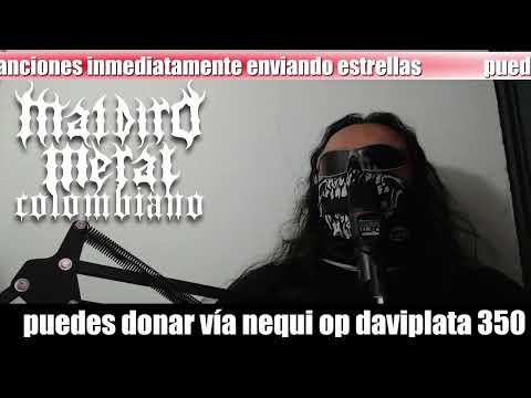 Festivo y 10 bandas colombianas de thrash metal que deberías conocer