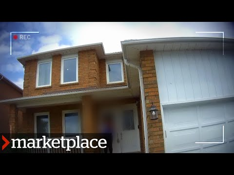 Real estate agents caught breaking the law on hidden camera (Marketplace)