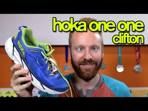 HOKA ONE ONE CLIFTON REVIEW | The Ginger Runner