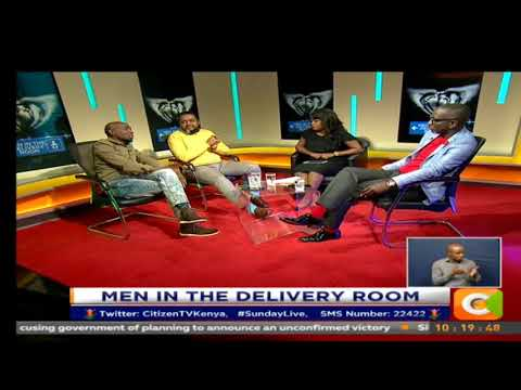 Citizen Weekend | Men In The Delivery Room #CitizenWeekend
