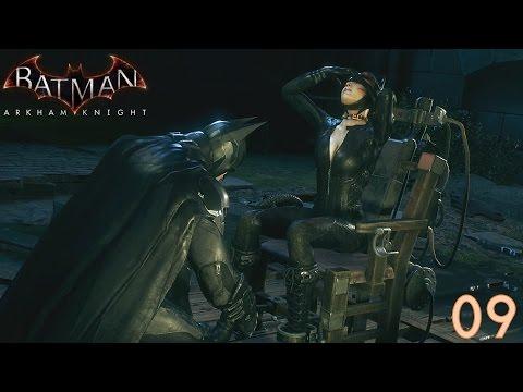 BATMAN: Arkham Knight [09] - Pralle Brüste und Knackarsch in Latex verpackt .. genau Catwoman !